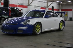 Porsche fixed and like new