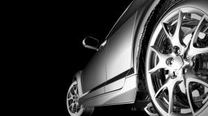 stylish car model