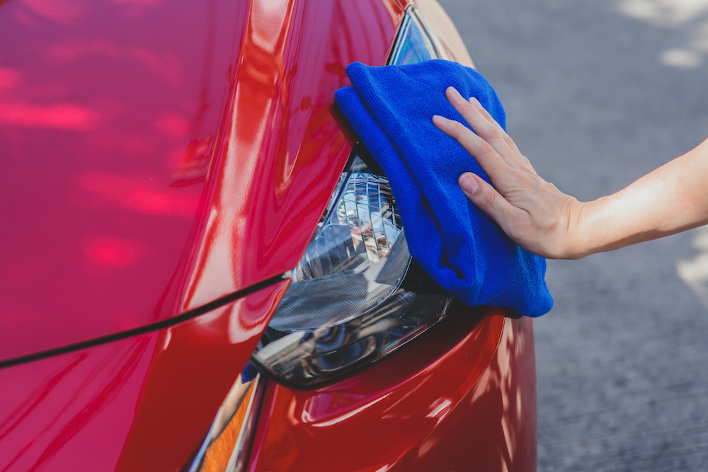 How To Remove Sap From Your Car